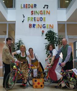 Generationenkonzert Mit Radau Co Gemeinde Pfarrwerfen